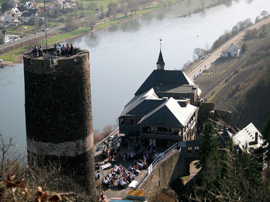 Burg-Bischofsstein