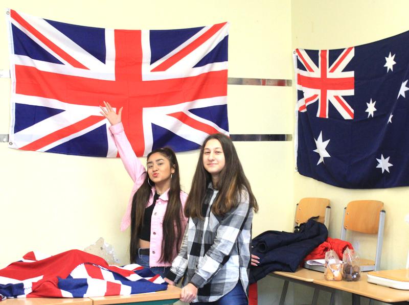 Englisch am HAG
