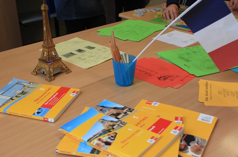 Französisch am HAG